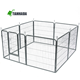 High Quality Large Wire Foldable Pet Crate Dog Cat Iron Cage