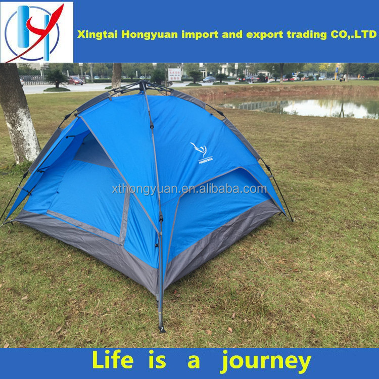 latest design Automatic tents waterproof family tent automatic folding tent