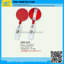 hot sale professional badge holder and string for wholesale