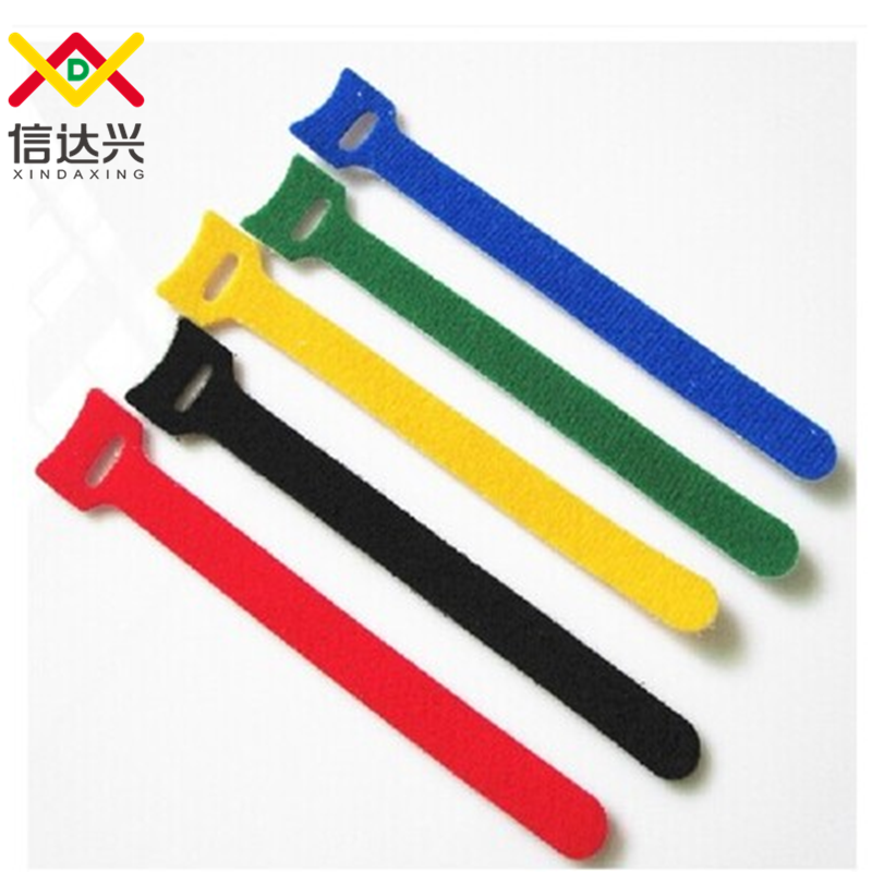 Polymide Hook And Loop Cable Ties