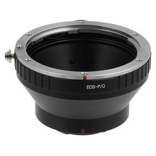 Lens Mount Adapter Ring For EOS-PQ, For Canon EOS EF, EF-S Lens To For Pentax Q Series Mirrorless Digital Camera