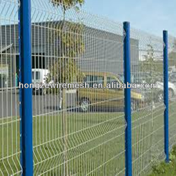 welded mesh panel/wire mesh fence ISO manufacture