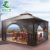 2016 Hot Product Outdoor Garden Metal Iron Gazebo Parts For Sale