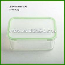 Glass Air Sealed Container