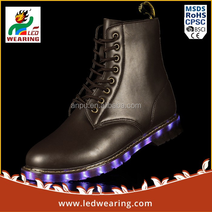 scarpe con led Party Favor Event led running shoes
