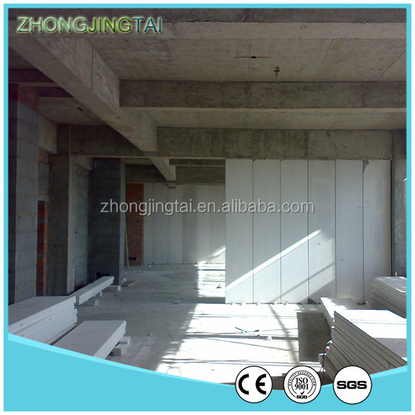 Rapid Construction High Quality and Cheapest EPS Cement Sandwich Panel for Prefab House