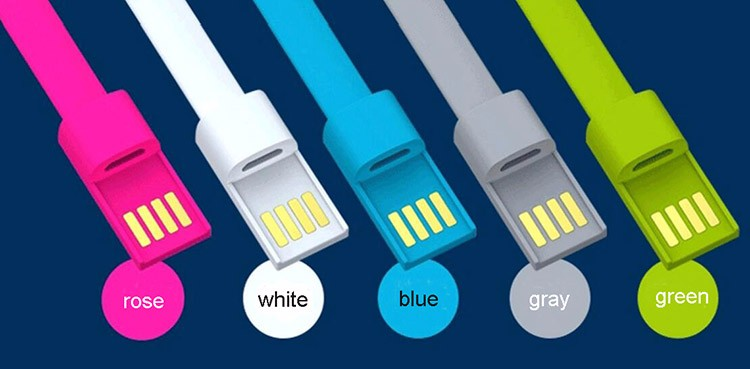 도매 프로모션 선물 마이크로 USB 케이블 팔찌 안드로이드 아이폰 모바일, 드라이버 다운로드 미니 C 형 USB 충전 케이블