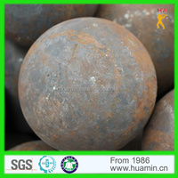 Hot Sale High Hardness 120mm Forged Steel Ball