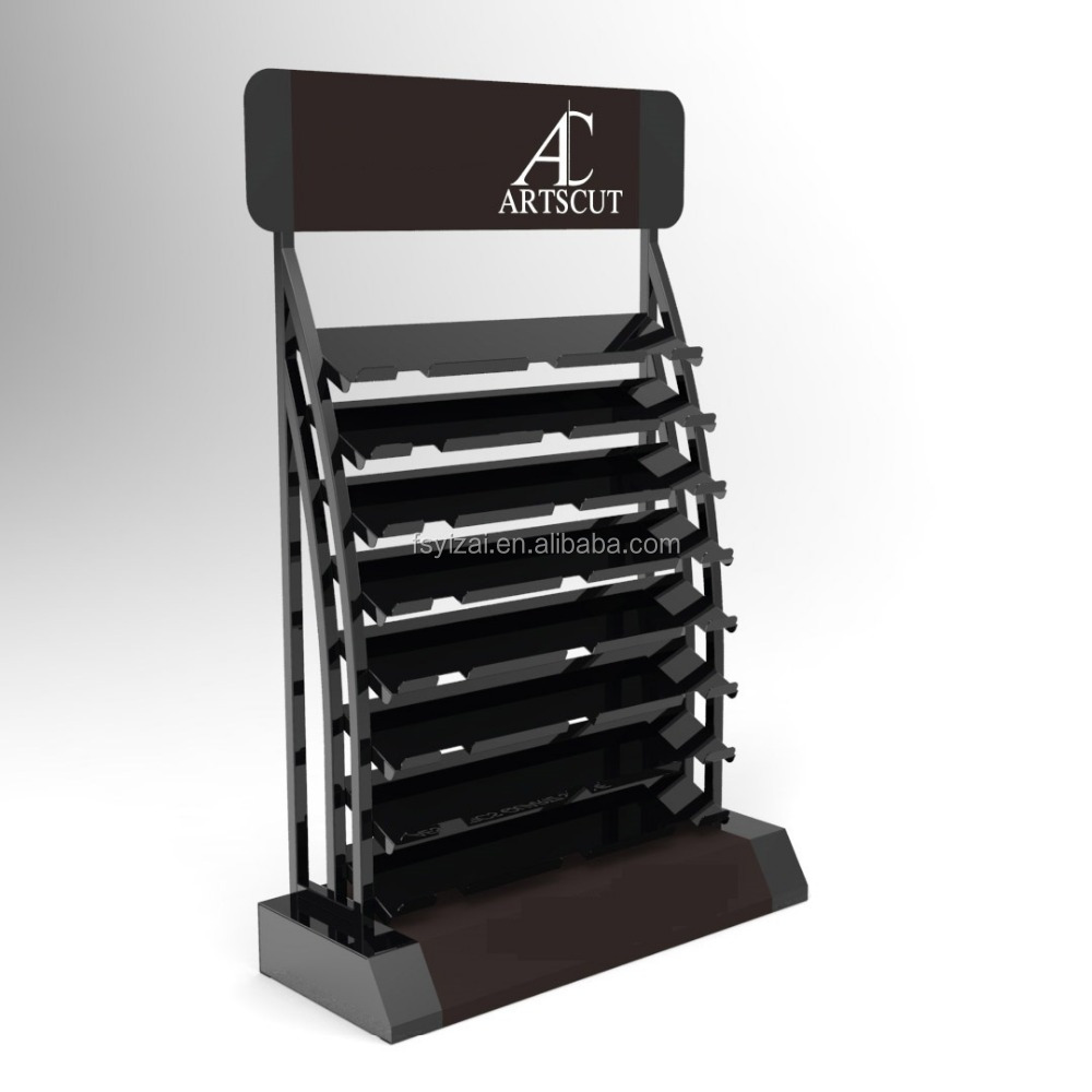 Customized Car Showroom Amazing Perfume Holder Display Stand