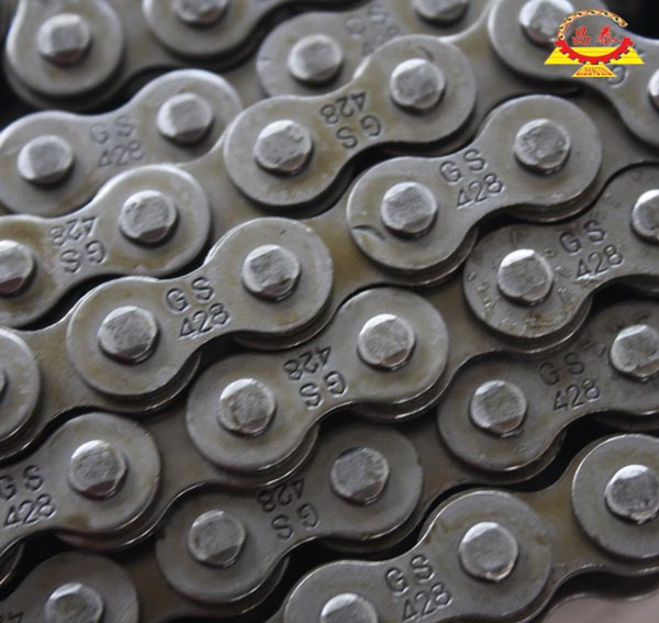 428 stainless steel motorcycle drive chain