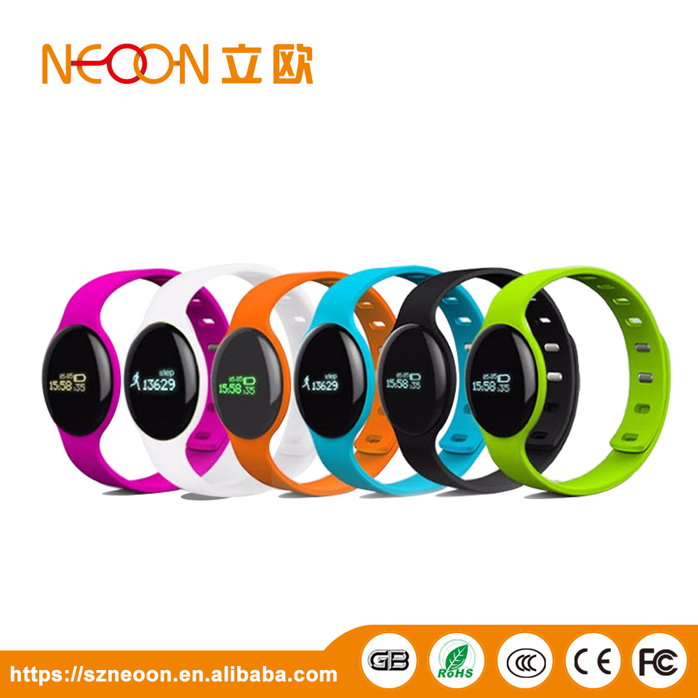 Quality Assurance smart watch pedometer smart bracelet CE ROHS heart rate monitor sleep management health monitor OEM/ODM