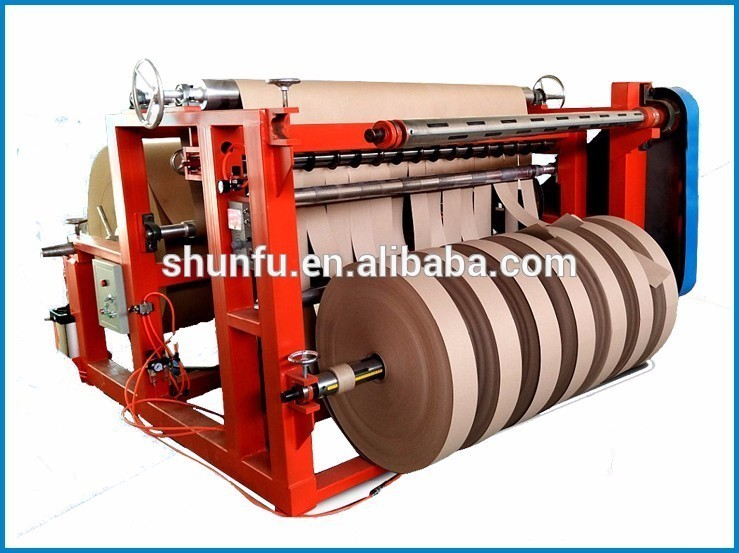 Top Quality Brown Kraft Paper Core Tube Making Machine Produce Craft Paper Tube