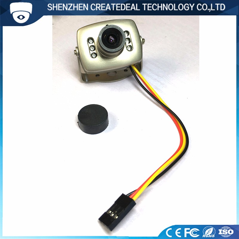 PAL/NTSC Mini Micro FPV Camera Mini Chip Camera for Helicopter Airplanes
