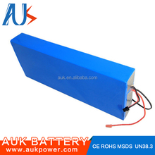 Lithium Polymer Battery 36v 10ah E-bike Battery 36 Volt Electric Bike Battery Pack 36V/10Ah