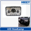 High quality 4*6 Inch truck led headlight DOT Approval led car accessory headlamps with high bright output