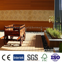 high quality wood plastic composite decking floor alibaba china supplier