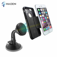 Universal Silicone Car Dashboard Magnet Phone Holder 360 Degree Rotating Magnetic Cell Phone Stand Car Mount