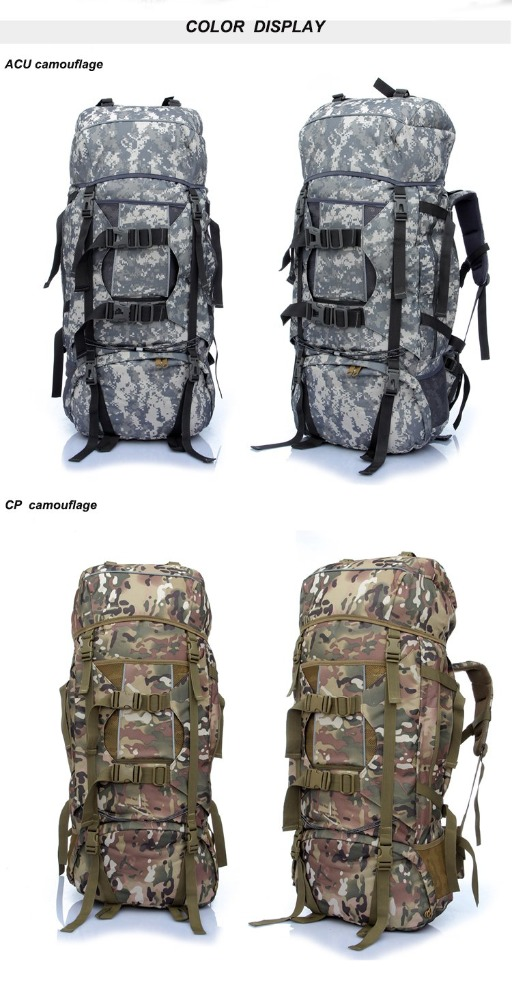 Military Tactical Assault Backpack Army Waterproof Out Bag Backpacks Small Rucksack for Outdoor