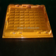 colorful Vacuum thermoforming mould Anti-static cable plate tray die