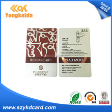 Pre-printed Low Cost Hotel Key RFID Card