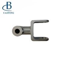 Customized Machine Part Lost Wax Precision