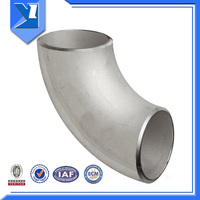 stainless steel welding 90 degree elbow pipe