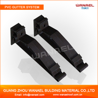 PVC Gutter Accessories PVC Rain Gutter Joiner
