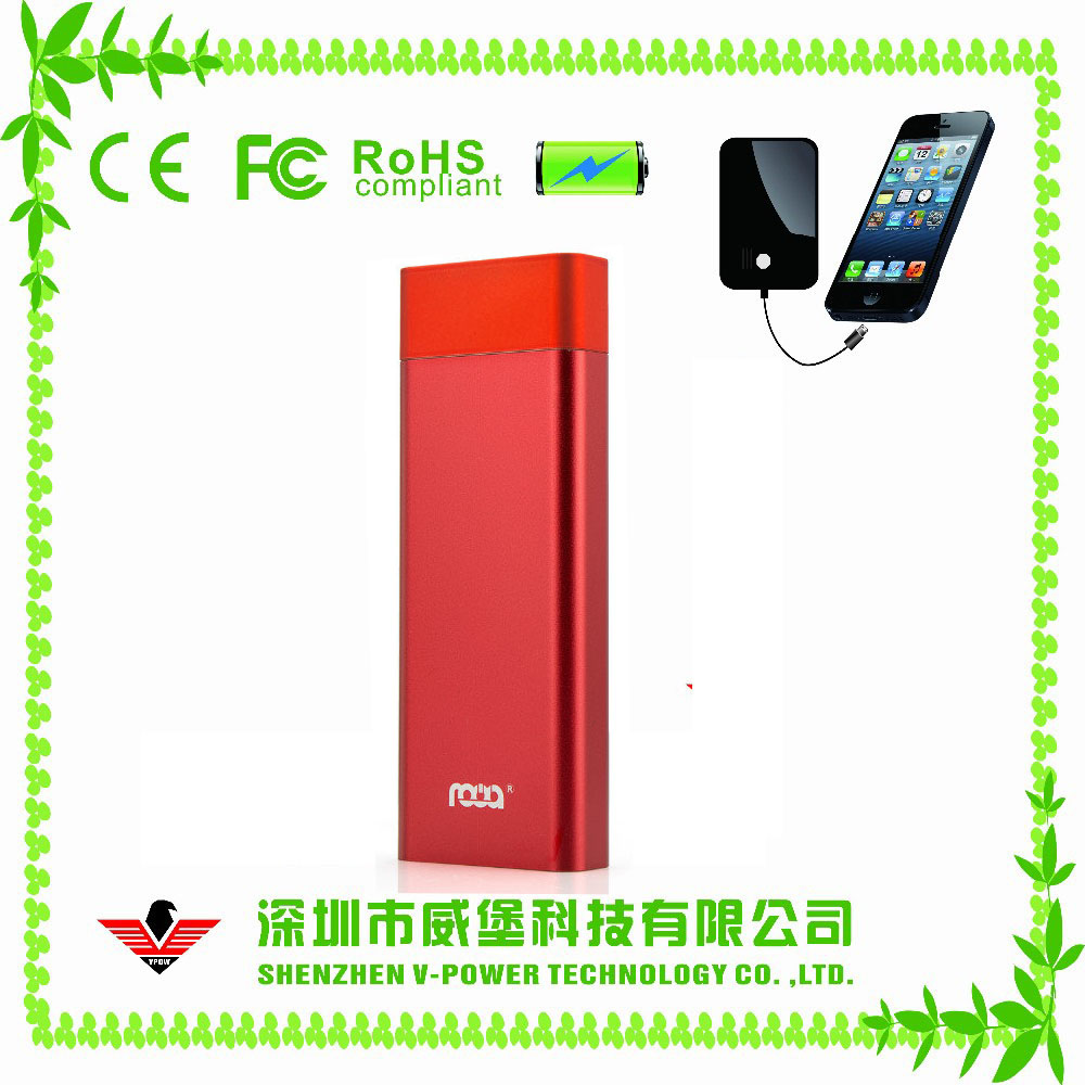 flashlight dual usb 12000mah slim power bank charger with manual for power bank battery charger rohs