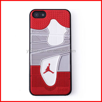 soft real rubber bottom cases of jordan shoes