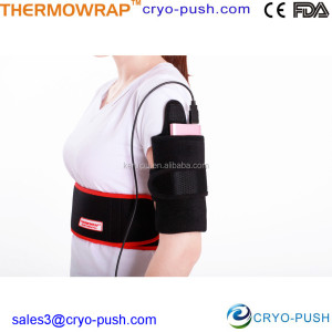 USB Best Electric Waist Belt Heating Pad for Back Pain