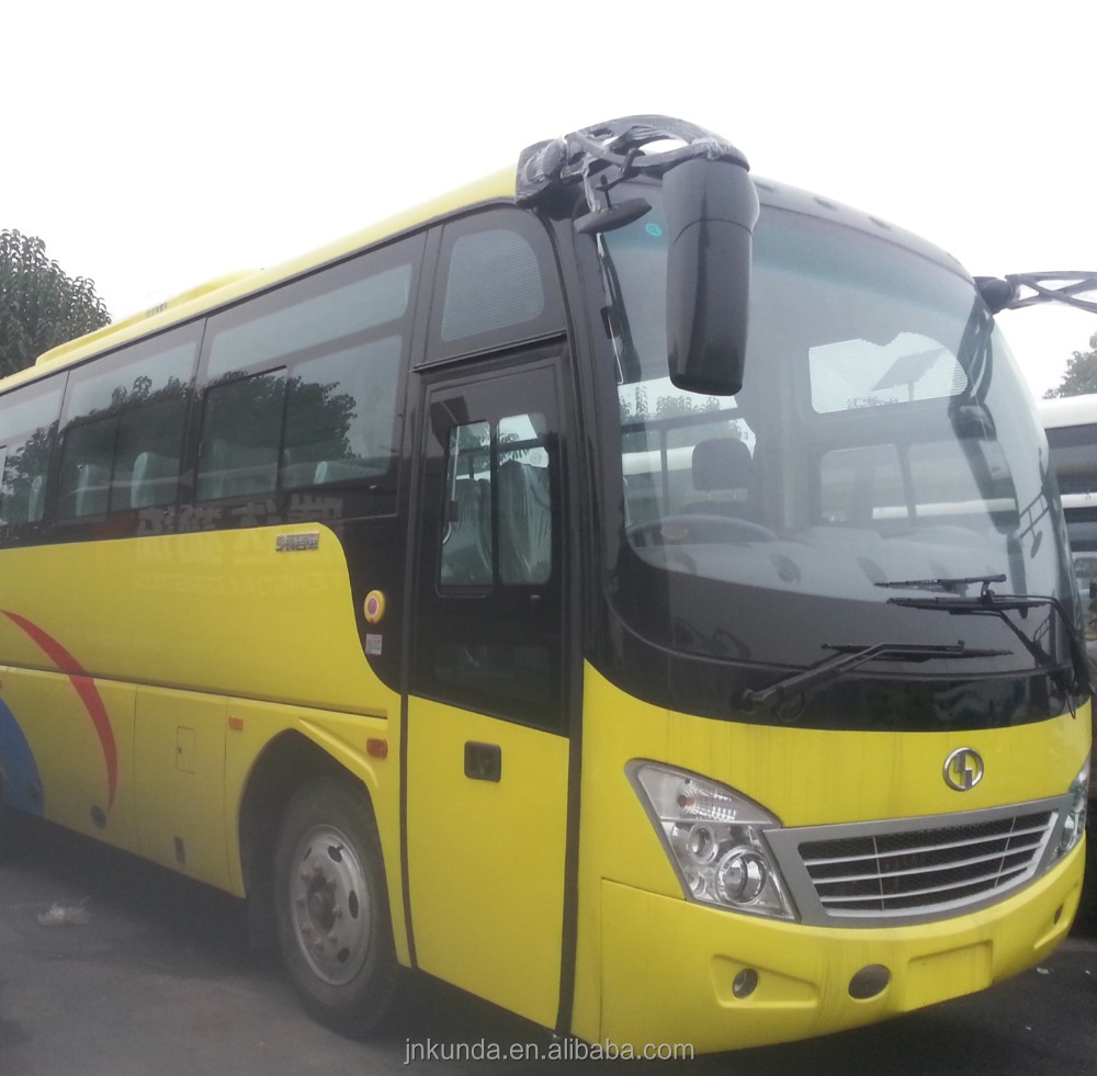 bus with 48 seats with PNEUMATIC OUT SWING DOOR for sale