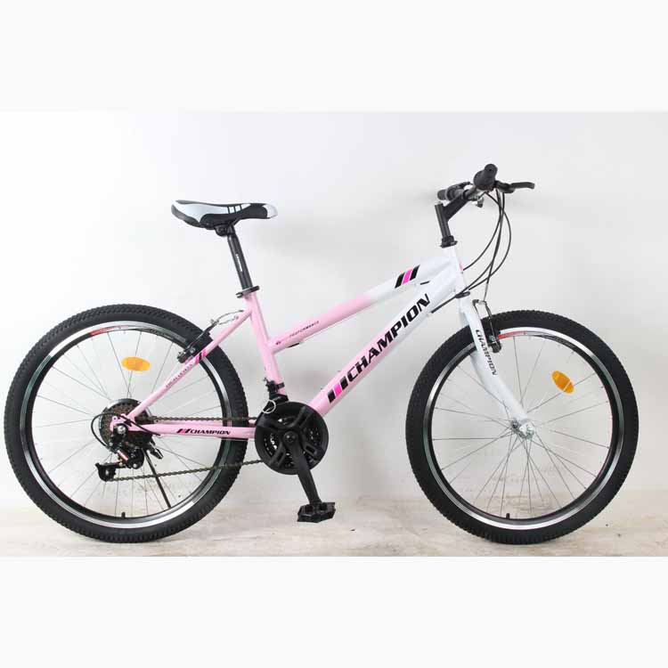 24 Inch Girls Mountain Bike With Cheap Price 24er Pink Color Women