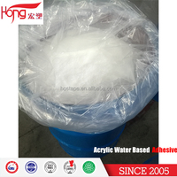 Hot Sale Water Base PSA for BOPP tape made in China/glue for Packaging Tapes