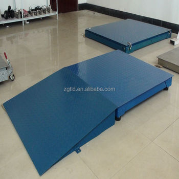 Load Capacity 1t 2t 3t 5t 8t 10t 1 ton floor digital weighing scales 1000kg
