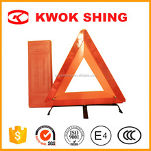 Vehicle emergency automobiles latest excellent quality warning road sign triangle
