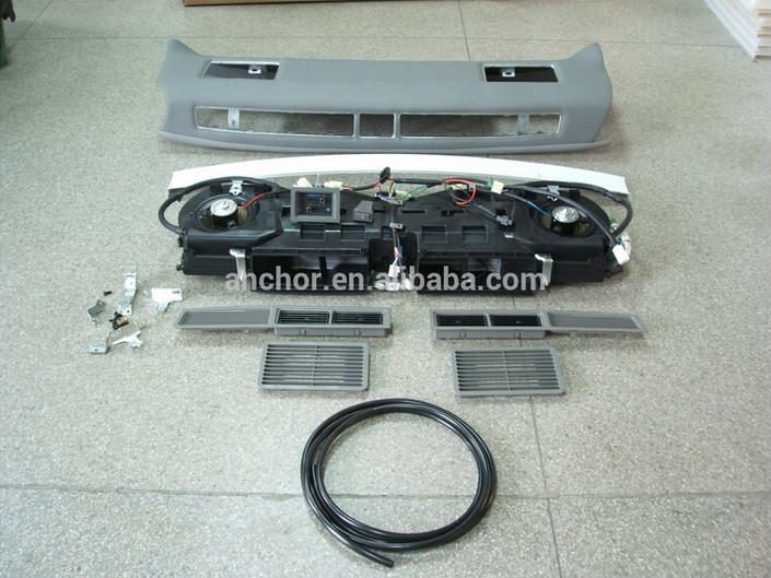 12 V/24 V Automatique Universel AC Climatiseur Évaporateur Pour Bus/Camion/Vans BEU-228-100 Unique cool RC.740.012