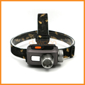 Cree Q5 1800LM Professional SOS Hunting Head Lamp Zoomable 3 Mode Led Headlamps