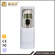 Automatic digital deodorizer room battery refillable fragrance diffuser air freshener dispenser perfume dispenser