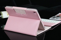 Removable Bluetooth V3.0 Keyboard Case Cover for Samsung Galaxy Tab - Pink