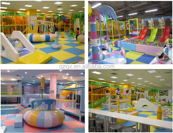 Kids paradise inside playground kids indoor games