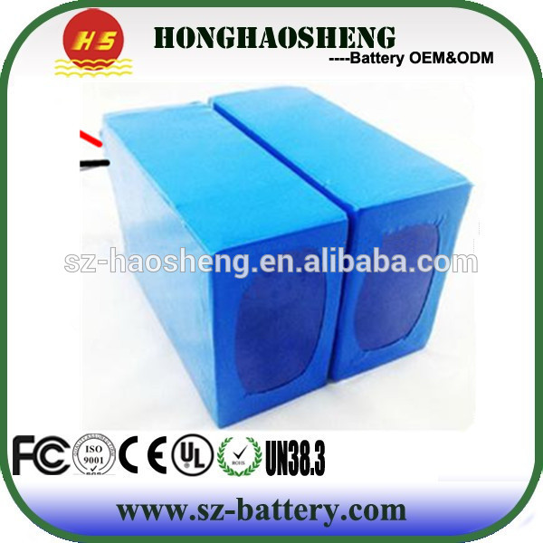 High capacity! Prismatic li-ion electric scooter battery pack 48v 40ah lithium rechargeable batteries