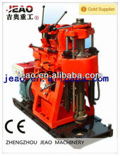 Top sell- JEHZ-130Y 130m Deep Mining Water Well Dilling Rig / 130m Deep Portable Rotary Water Well Drilling Rig