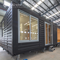 CYMB Steel container house plans