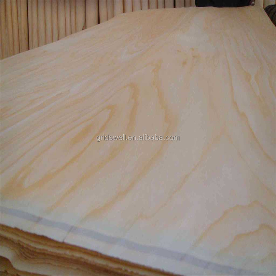 Rotary Cut china basswood Veneer