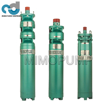 Vertical Turbine Submersible Deep Well Pump for Drinking Water