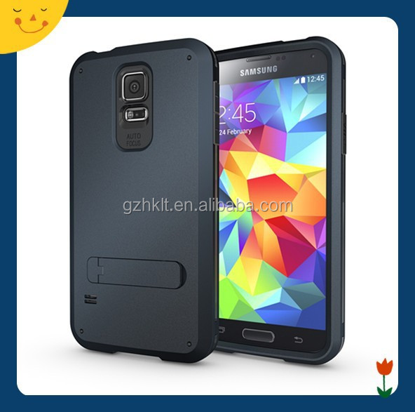 China wholesale! For Samsung galaxy S5 i9600 heavy duty hybrid rugged case 3 in1 slim armor cell phone case