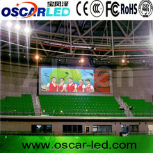 OSCARLED P5 indoor video&picture basketball court led screen