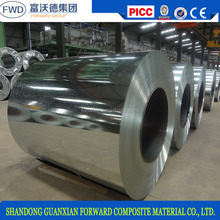 Astm a653 galvanized steel coil g60 18 gauge sheet metal galvanized from Chinese supplier