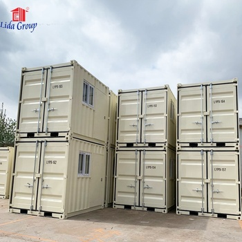 Module 20 high cube shipping container house