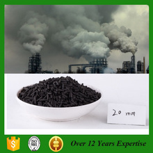 sulfur compounds adsorption activated carbon